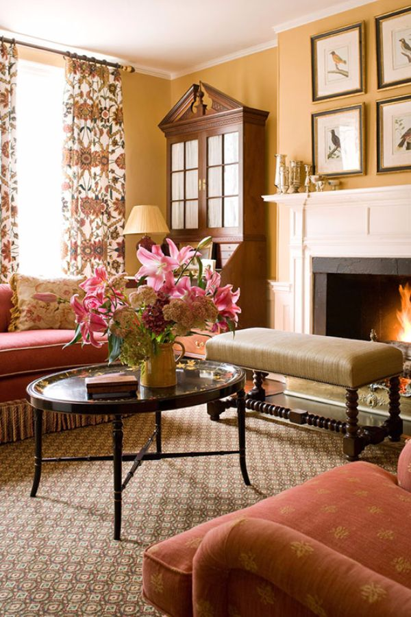Traditional Living Room Colours 27186 best home decor images on pinterest | living spaces, home