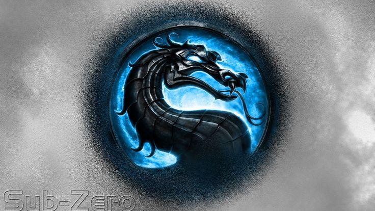 смертельная битва, эмблема, дракон