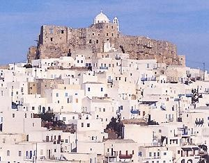 My small Greek: Astypalaia island