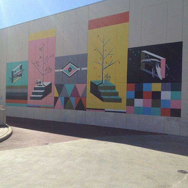 Public 2015 #art #artist #artwork #paint #painting #mural #streetart #perth