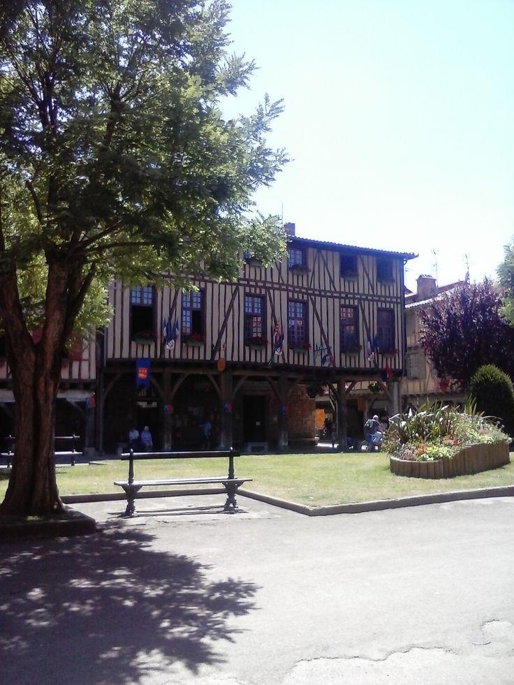 Mairie de mirepoix c 39 est la vie pinterest - Office de tourisme de mirepoix ...