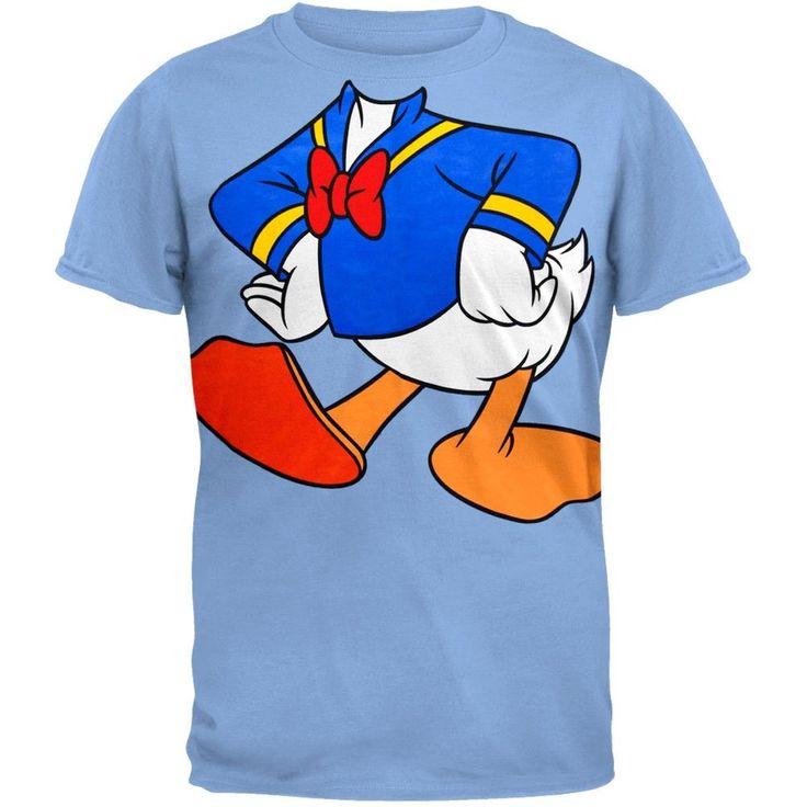 Donald Duck - Donald Body Costume T-Shirt