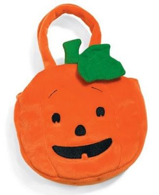 Review This!: Trick or Treat Pumpkin Tote Bags for Halloween
