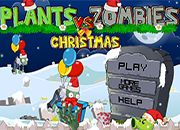 Plants Vs Zombies Christmas | Juegos Plants vs Zombies - jugar gratis