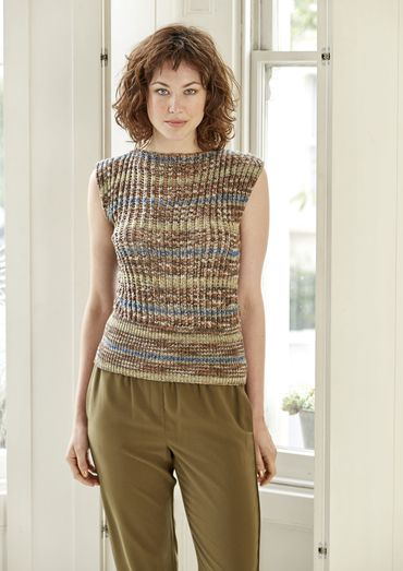 Lacy Top, S9958   Schachenmayr