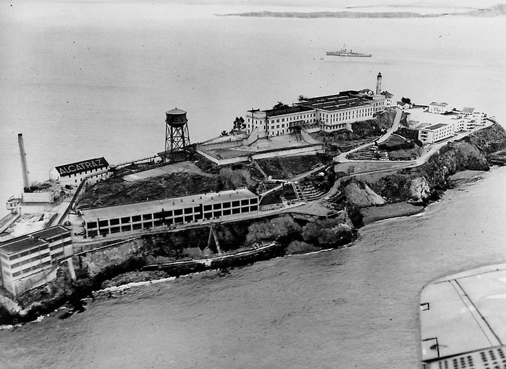 On this day – June 11, 1962 – Frank Morris, John Anglin and Clarence Anglin allegedly become the only prisoners to escape from the prison on Alcatraz Island.