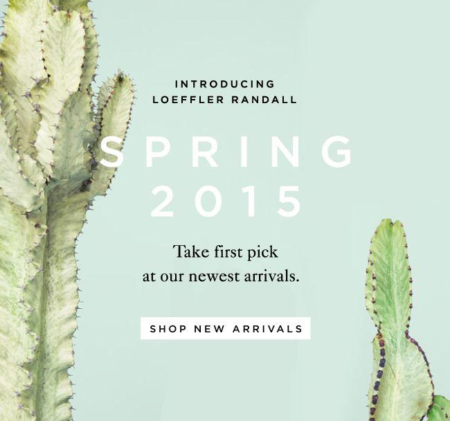 Shop New Spring Shoes And Handbags At The Official Loeffler Randall Online Store LoefflerRandall.com