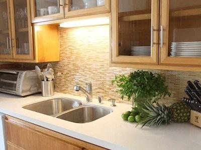 backsplash | Beach House Kitchen | Pinterest