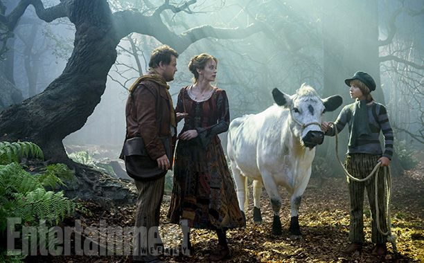 Into the Woods | The importance of the cow—named Milky White—could not be understated in both plot and production. Four cows (Tug, Diamond, Two Fold, and Pearl) were used,…