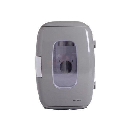 16L 17 Can Mini Refrigerator Cooler and Warmer Compact Portable Frige for Home ,Nursery, Office, Bedroom, Car or Boat AC & DC,Grey XHC-16  COMPACT AND USEFUL: Holds up to seventeen 12 oz. cans or six 600ml bottles. Ideal size for use at bedroom, car, in the nursery, office or dorm room  SWITCH FROM COOLING TO HEATING: easy switching from beverage cooler to food warmer! Easy cooling 64-68℉ 64-68℉below ambient temperature and heat 149℉by set-point thermostat  SILENT: quiet and vibration...