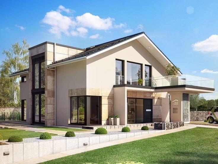 Die Zukunft Des Wohnens In Einer Neuen Modularen Dimension   Bei Der  Architektur Des Hauses Fällt