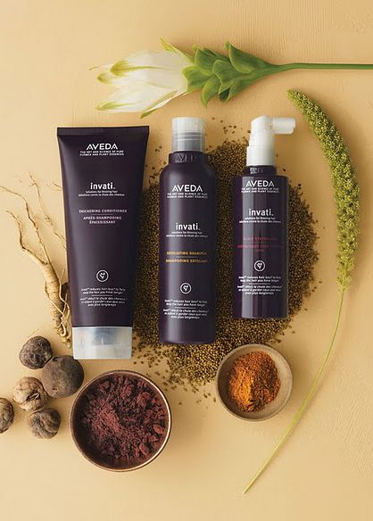 aveda--invati family