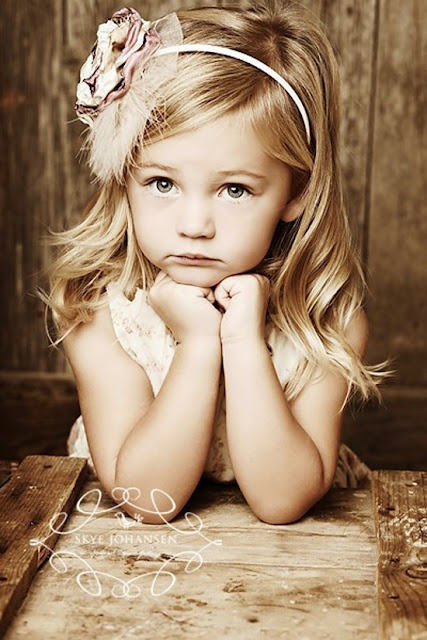"""Love this pose and the post processing - perfect for a """"stubborn"""" #child....perfect for my daughter....lol"""