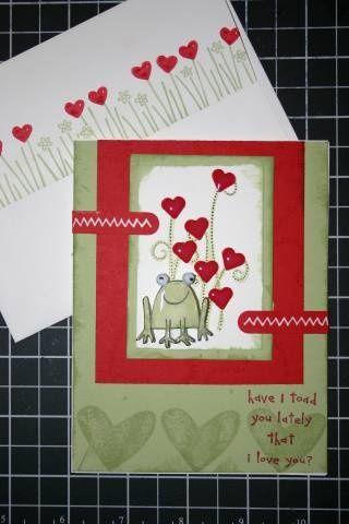 17 best valentine card ideas images on Pinterest  Card ideas