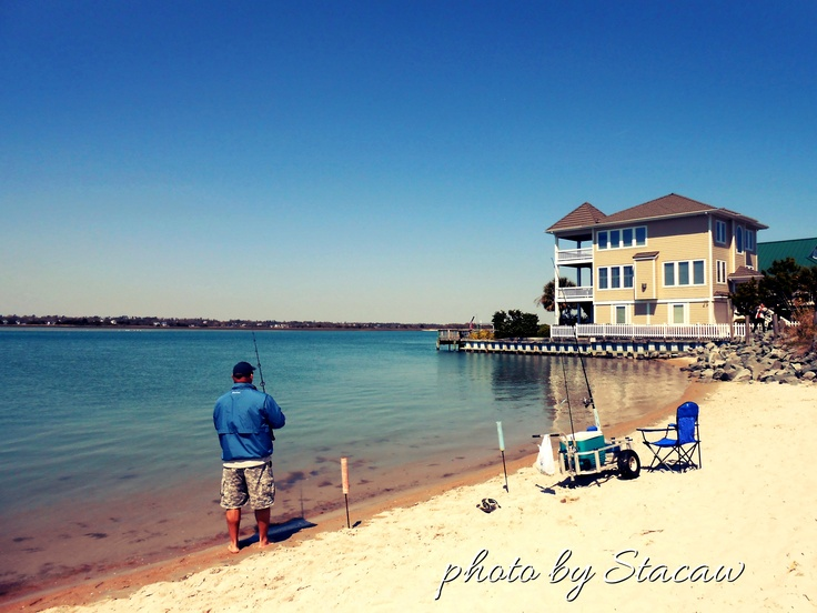 63 best topsail island nc images on pinterest surf city for City island fishing
