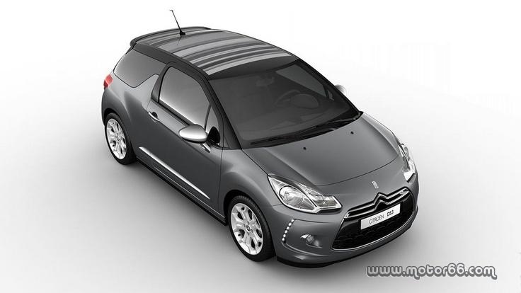 Citroën DS3 Urban Shot - Motor 66