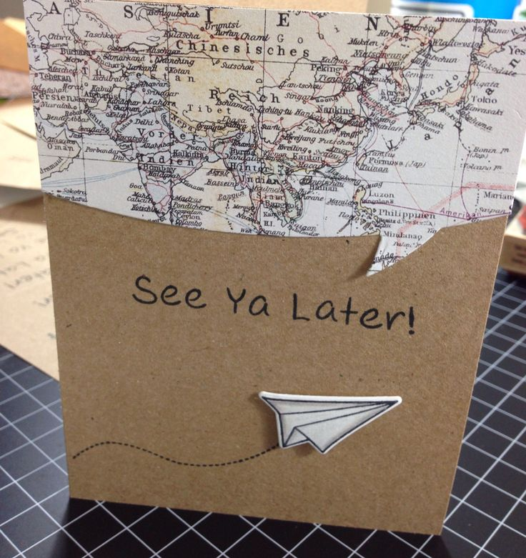 18 best images about cards farewell on pinterest