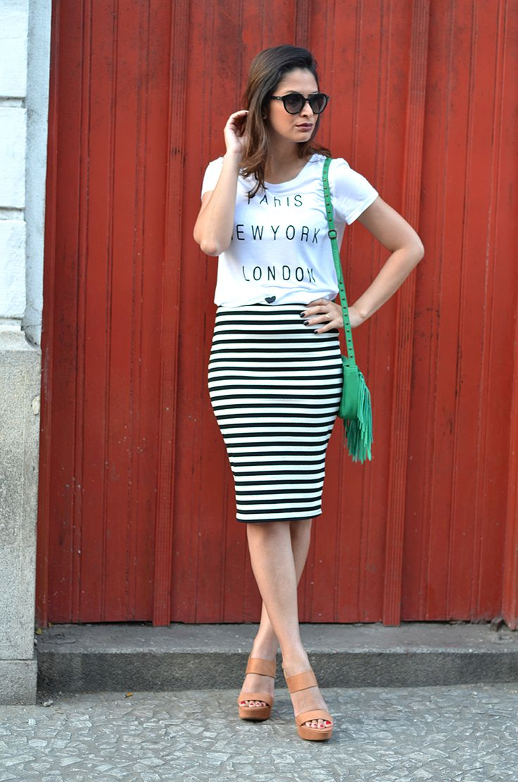 Populares 63 best :: SAIA LÁPIS :: images on Pinterest | Pencil skirts  MT21