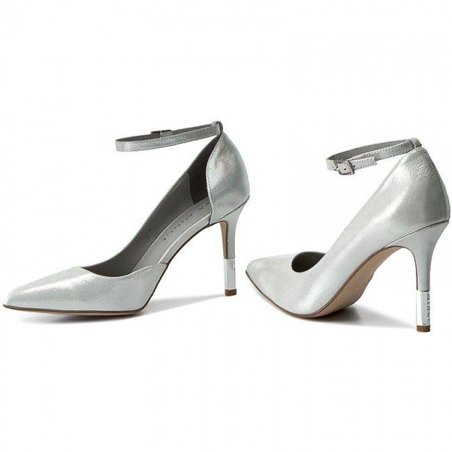 Pantofi cu toc subțire EVA MINGE - Lupe 1S 17SF1372180ES  710