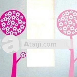 Compro e vendo in linea fai da te fiori decorazione domestica Sticking Decalcomanie da muro linea Sticker-Homewaresonline.net