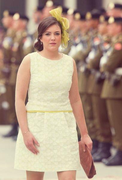 misshonoriaglossop:  Princess Alexandra of Luxembourg, Luxembourg National Day, June 23, 2013