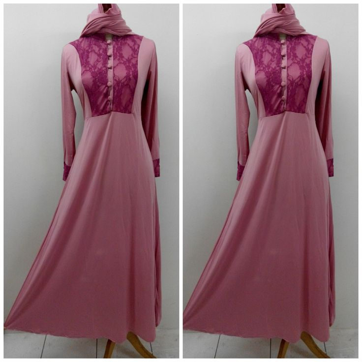 325 Best Images About Baju Gamis Terbaru On Pinterest