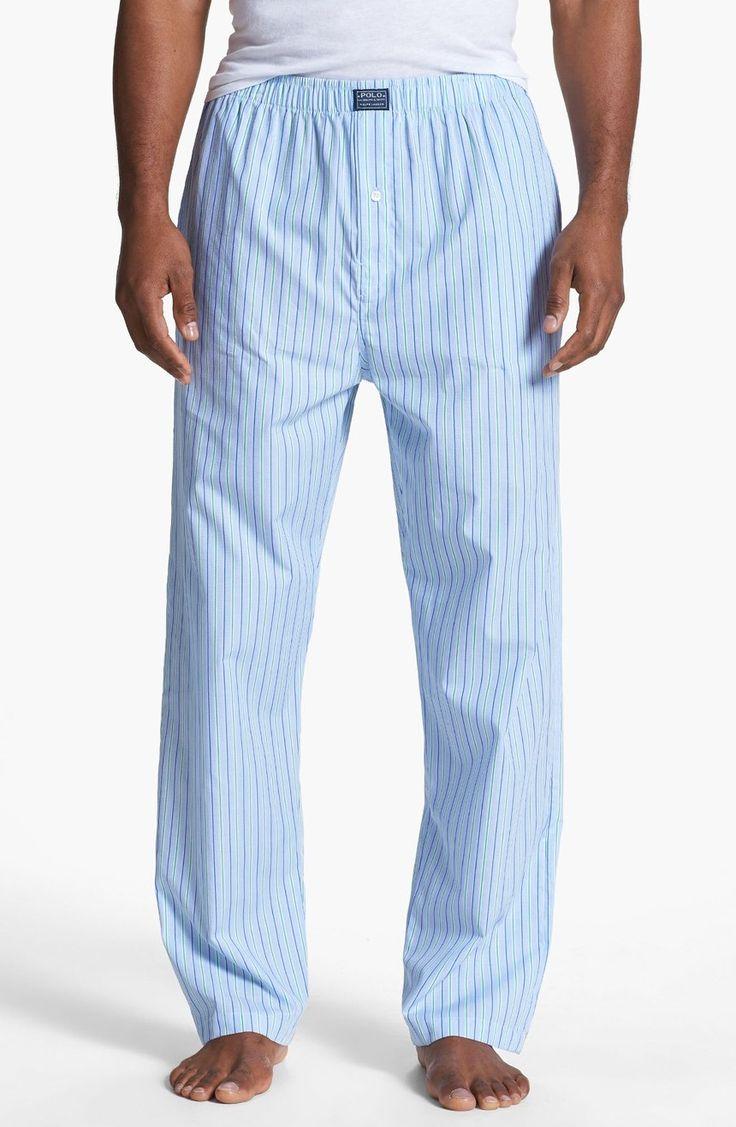 Cotton Pajama Pants