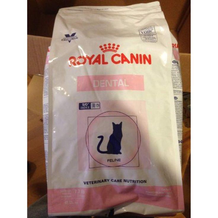 Royal Canin Feline Dental Cat Food Dry 7 7 Pound Bag 3 5 Kg For