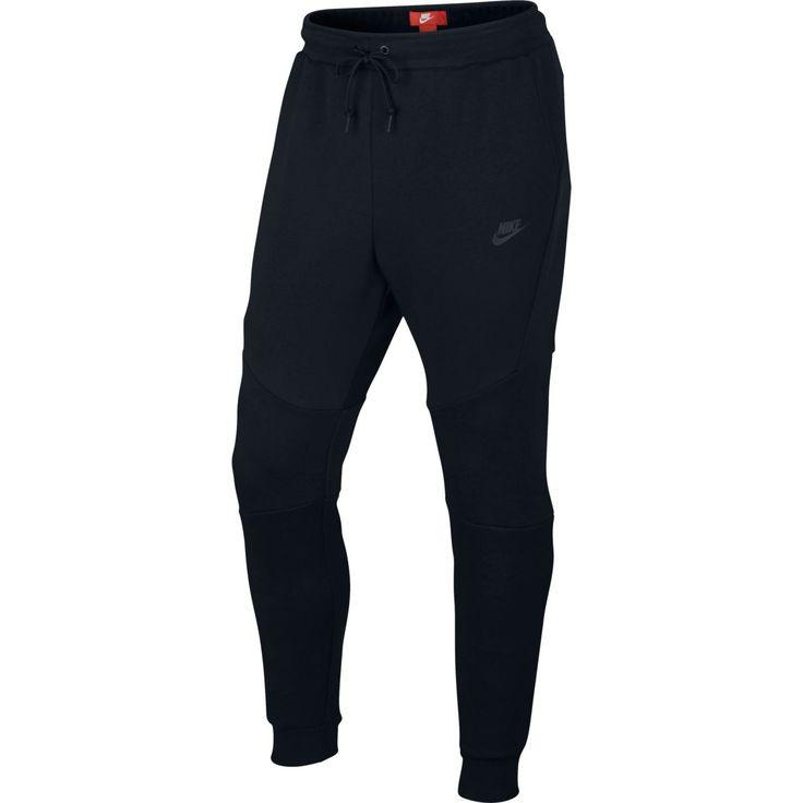 Nike Sportswear Tech Fleece Pant er en teknisk joggebukse til herre som sikrer heldagskomfort med myk, lett og varm Tech Fleece. Avsmalned passform for en moderne fit.