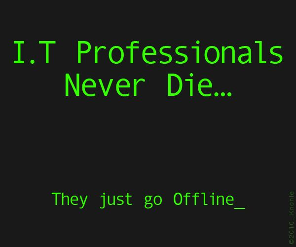 Some funny computer one-liners… | Knonie's Blog | Computer ...