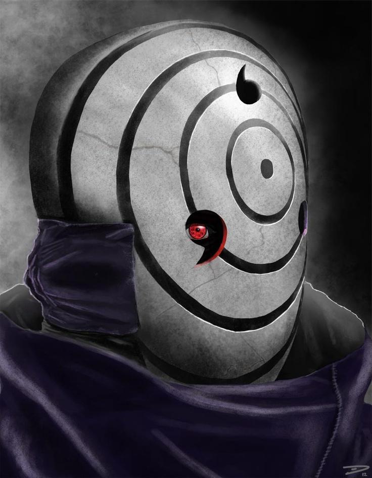 Uchiha Obito Mask 17 Best images ...