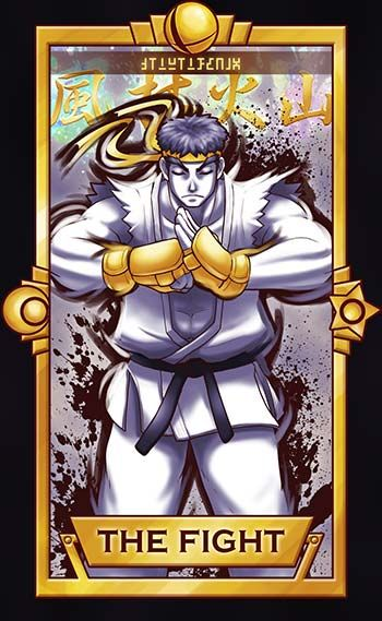 Ryu - The Fight by Quas-quas on DeviantArt