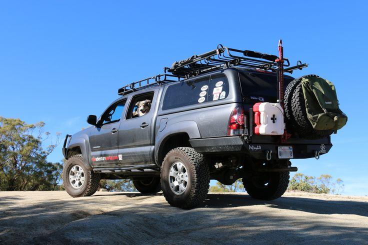 TAP truck….Tacoma 2010  www.theadventureportal.com