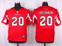 Arizona Cardinals #20 Deone Bucannon Red Elite Jersey