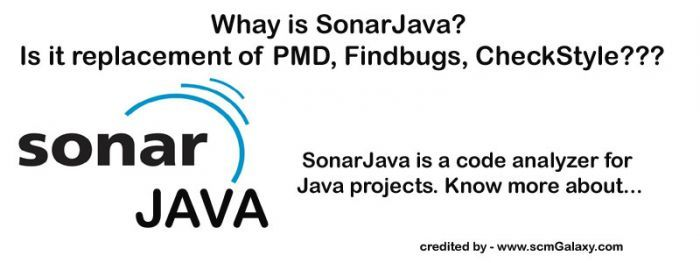 Know About SonarJava! Is it replacement for Checkstyle, PMD, FindBugs?  Read about Sonarjava, its importance, features and uses which is written by well known DevOps Trainer - Rajesh kumar and   published on scmGalaxy. #Sonar #SonarJava #SonarQube #Checkstyle #PMD #FindBugs #Codeanalyzer #SonarJavafeatures #DevOps #DevOpsTools   #scmGalaxy