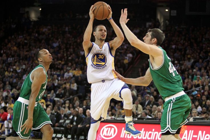 Klay Thompson Held Out Of Warriors Game Vs. Celtics With Ankle Injury