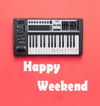 Life is a song so sing it! Have a nice weekend!! #Music #Weekend #Yowcha