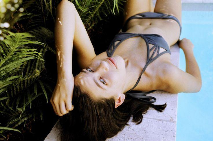 Contessa Volpi : Emerging Italian Swimwear