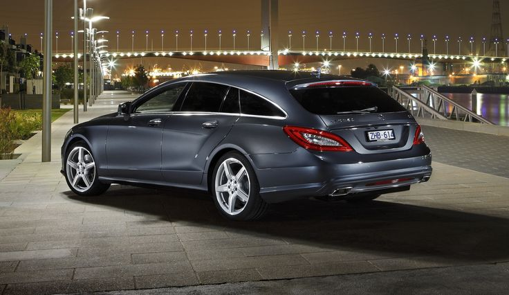 Mercedes-Benz CLS Shooting Brake | Mercedes-Benz CLS350 Shooting Brake Review - Photos | CarAdvice