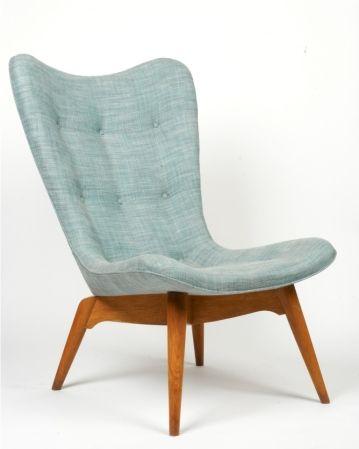 Grant Featherston : R152 Contour chair