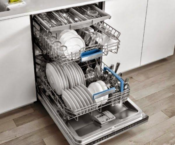 Daddy Cool!: Καθάρισε αποτελεσματικά και με φυσικό τρόπο το πλυντήριο πιάτων!