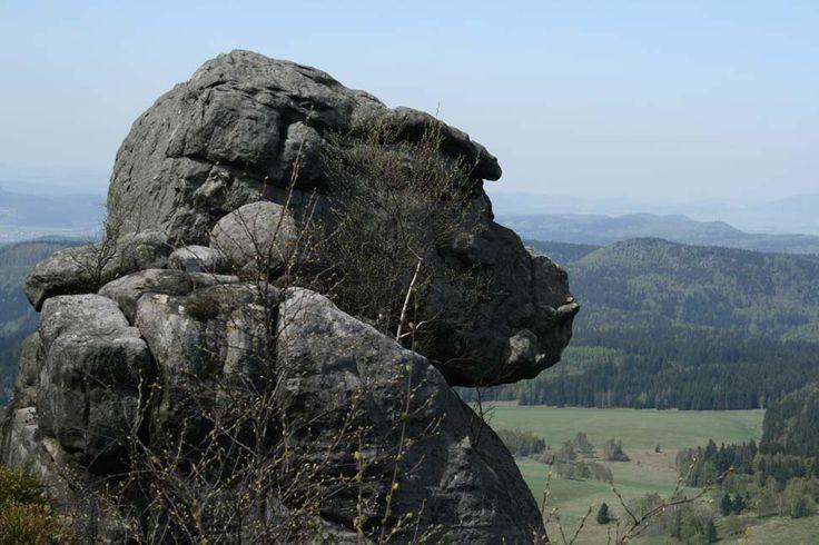Stołowe Mountains National Park - Szczeliniec Wielki #Stołowe #Table #Mountains #Poland