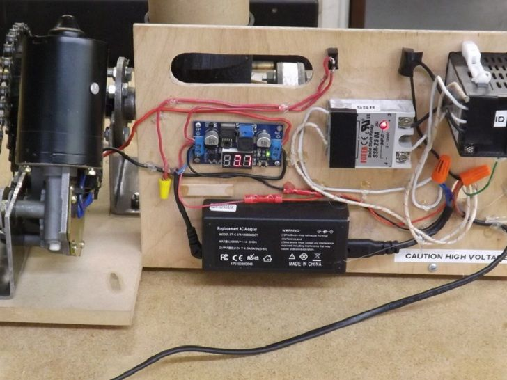 83-Year-Old Inventor Designs Inexpensive Open-Source Filament Extruder to Cut the Cost of 3D Printing   Inhabitat - Green Design, Innovation, Architecture, Green Building