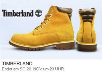 Amazon BuyVip: Timberland-Sale mit über 170 Schuhen und Stiefeln https://www.discountfan.de/artikel/klamotten_&_schuhe/amazon-buyvip-timberland-sale-mit-ueber-170-schuhen-und-stiefeln.php Noch bis Sonntag sind bei Amazon BuyVip Schuhe und Taschen von Timberland mit teils deutlichen Preisabschlägen zu haben. Der Login im BuyVip-Bereich ist mit den normalen Amazon-Kundendaten möglich. Amazon BuyVip: Timberland-Sale mit über 170 Schuhen und Stiefeln (Bild: Amazon.de) Die S