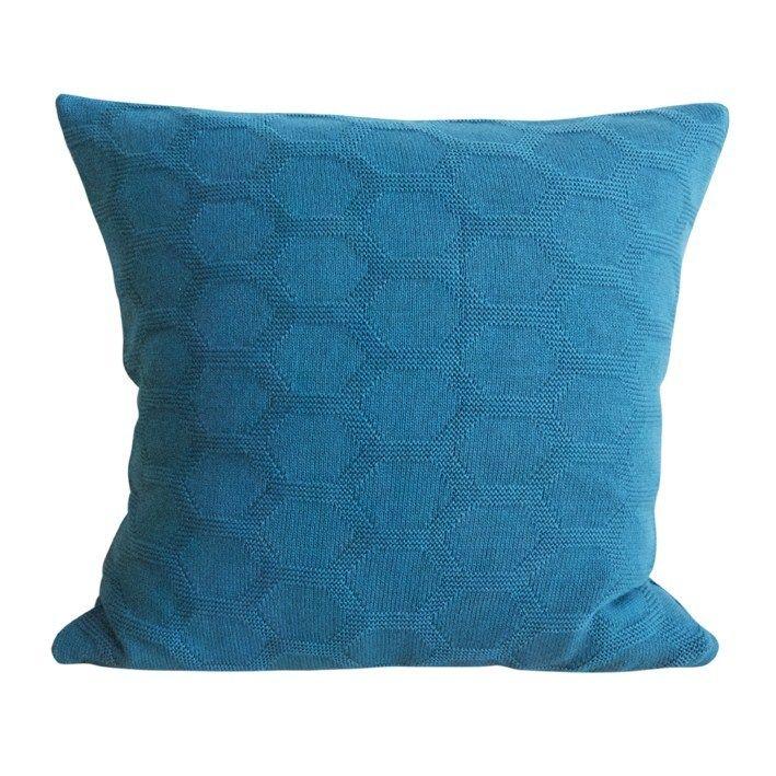 FunkyDoris.no - Petrol Blue Pillow