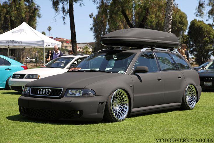 Audi A4 B5 Avant Tuning 1 Tuning Art Pinterest