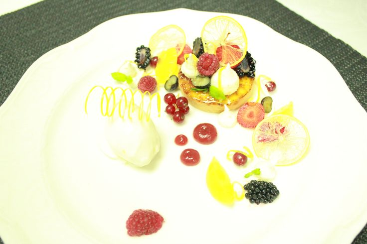 saint-regis lemon tart
