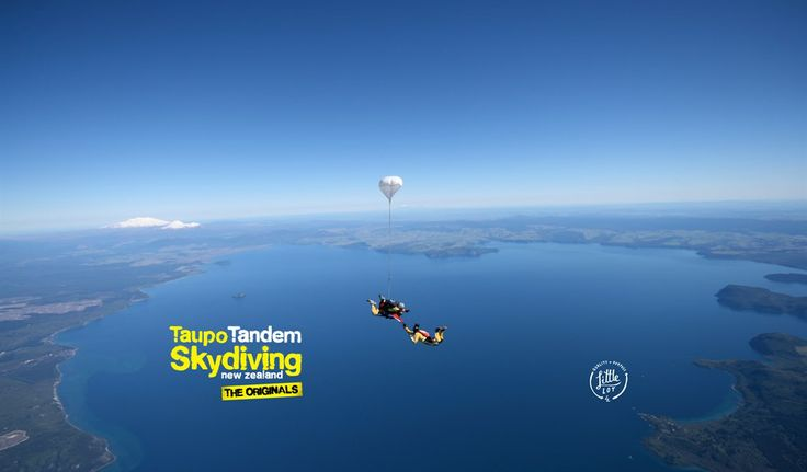 Little Lot | Taupo Tandem Skydiving from Taupo Tandem Skydiving