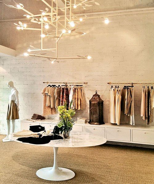 The new Houston location of Atlanta-based partner clothing stores Ann Mashburn and Sid Mashburn.