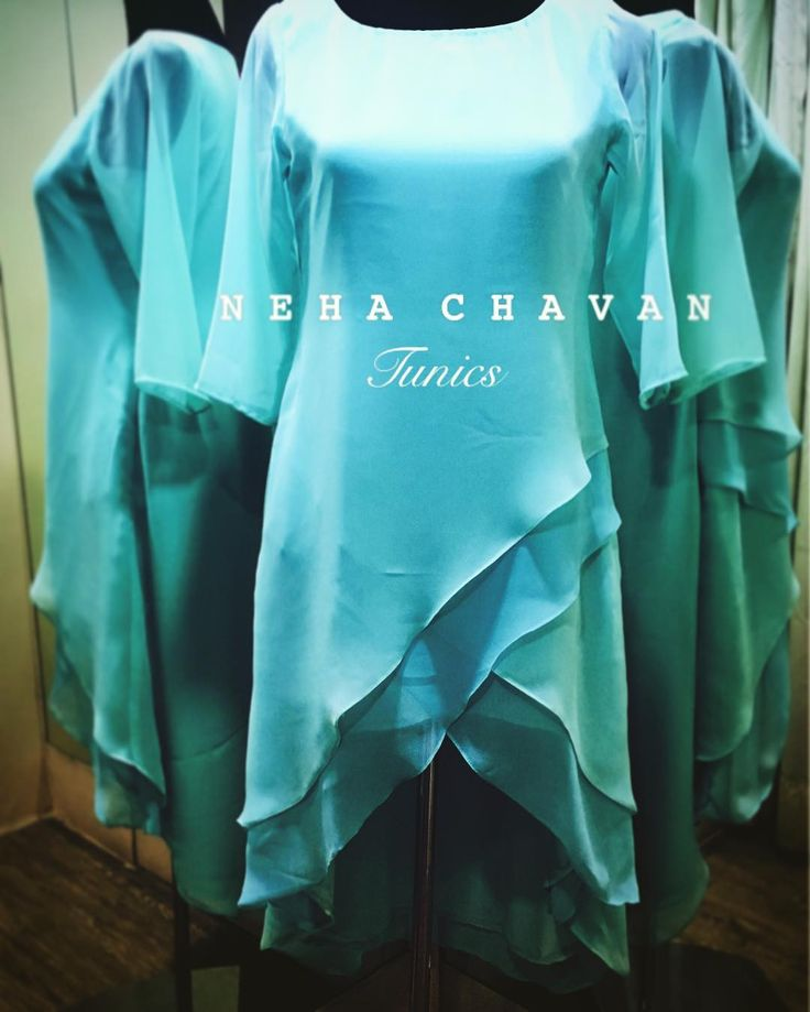 Get this tunic in your favourite colors For details and enquiry email us at fashion@nehachavan.com or drop in your email id in the comment below and we will get back to you soon. We deliver worldwide. #NC #NehaChavan #tunics #tagsforlikes #blue #colorful #colors #chic #contactus #designerwear #designstudio #instapic #instalike #instagramers #l4l #loveforfashion #madetoorder #picoftheday #style